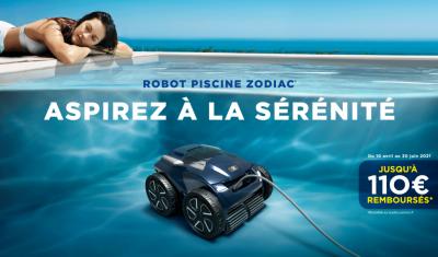 Robot Zodiac Offre