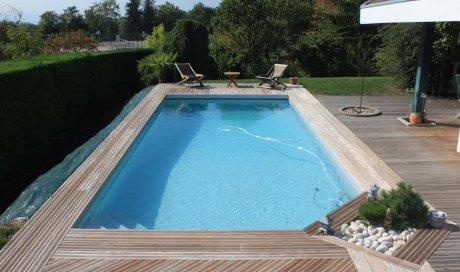 Étanchéité piscine en PVC Saint-Nazaire-Les-Eymes