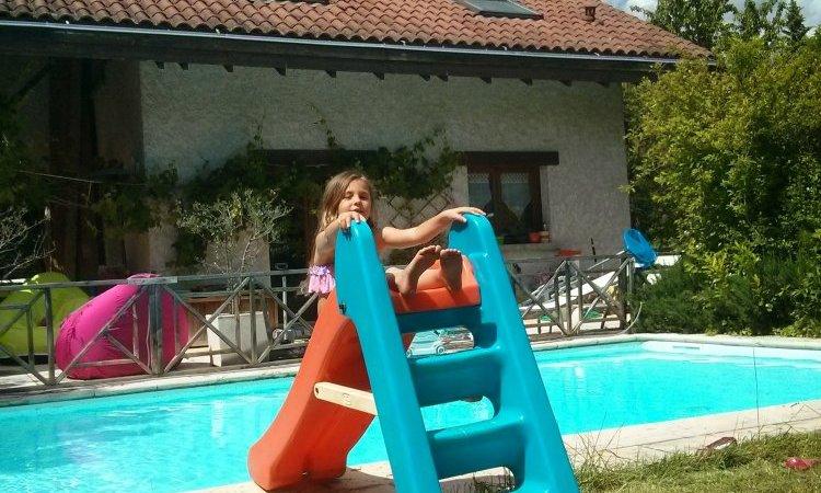 Rénovation piscine sur Saint-Nazaine Les Eymes 38330